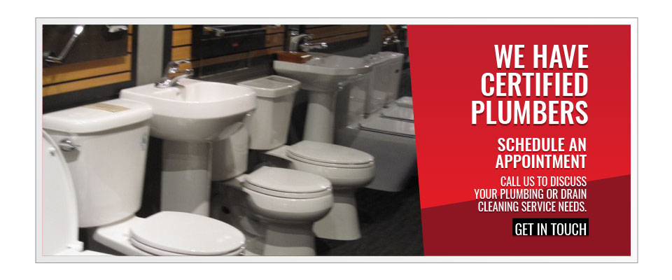 Plumber Winnipeg and toilets | We Have Certified Plumbers | Schedule an Appointment: Call us to discuss your plumbing or drain cleaning service needs. - Get in Touch